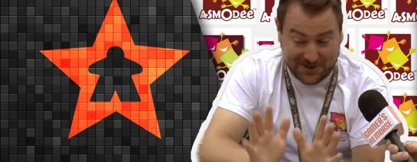 Gamers Remorse Episode 101: Sean Jacquemain – Asmodee – GenCon 2015 [Interview]