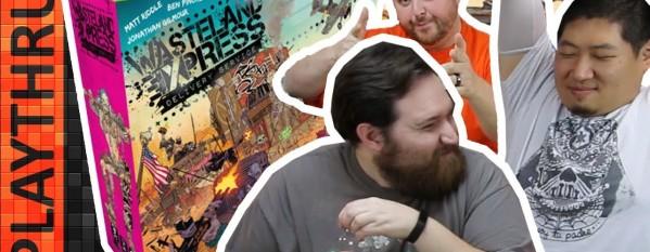 Gamers Remorse Episode 153: Wasteland Express [Playthru]