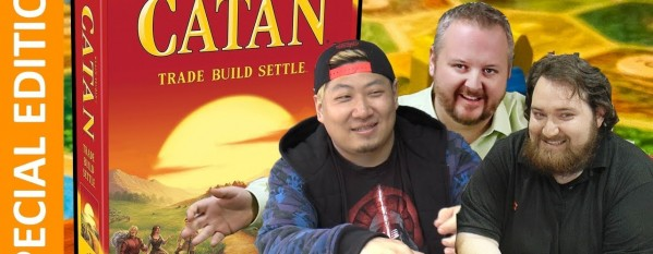 Gamers Remorse Episode 156: Catan [Special Edition]