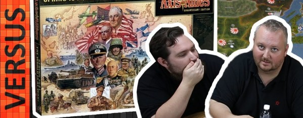 Gamers Remorse Episode 158: Axis and Allies Anniversary 1941/1942 [Comparison]