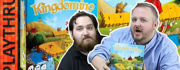 Gamers Remorse Episode 171: King Domino [Mainstream]