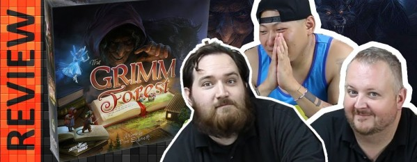 The Gamers Remorse: Grimm Forest [Review]