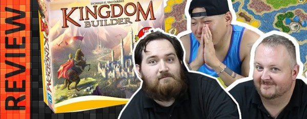 Gamers Remorse: Kingdom Builder