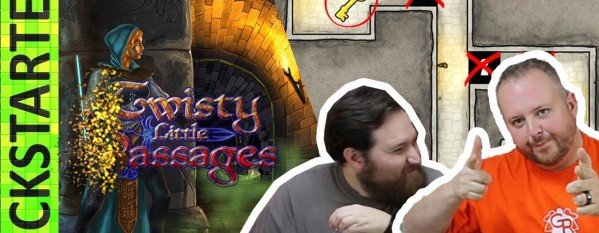 Gamers Remorse: Twisty Little Passages [Kickstarter Preview]