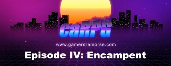 Gamers Remorse: carPG Special – Episode 4