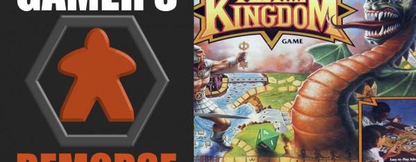 Gamer's Remorse Episode 9: Key to the Kingdom [Vintage]